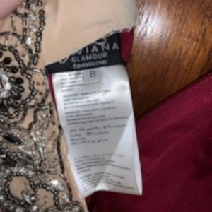 Excellent condition size 8 prom dress